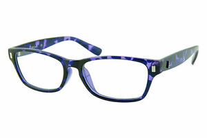 IWEAR 1050 Rectangle Tortoiseshell Ladies Glasses w Prescription Lens 53-16-140