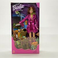 Mattel 2001 Barbie As Daphne Doll From Scooby Doo New In Package 55887