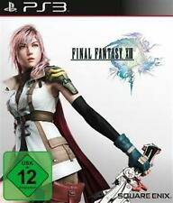 Playstation 3 Final Fantasy XIII 13 vollcover sortie guterzust.