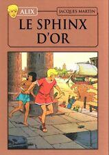 Alix - 2 - Le Sphinx d'or - de Jacques Martin - collection Hachette
