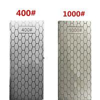 400#/1000# Diamond cutter Sharpening Stone Polished Whetstone Polishing Tools