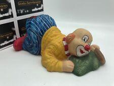 Porzellan Figur Clown 17 cm. 1 Wahl, Top Zustand