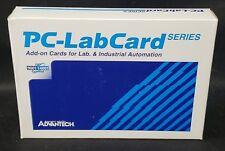Advantech PC-LabCard PCL-720+ Digital I/O & Counter Card Plus - NEW