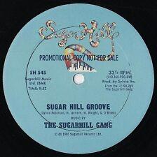 The Sugarhill Gang - Rapper's Reprise (Jam-Jam) 1980 PROMO