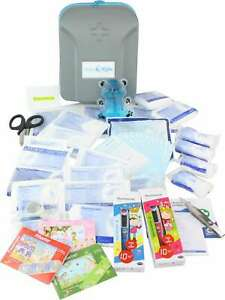 Erste Hilfe Set für Kinder - inkl. Notfallfächer & aktuellen Videos zum Download