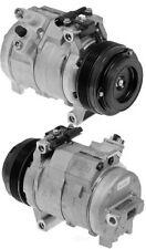 A/C Compressor Omega Environmental 20-21856 fits 2000 BMW X5 4.4L-V8