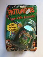 PATTUMEROS 5 TRASH BAG BUNCH LOS GUERREROS DE LA BASURA GIG GALOOB MOSC