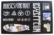 New 2015 Led Zeppelin House Of The Holy Edition PROMO Sticker Sheet