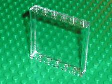LEGO Clear Panel 1x6x5 Réf 59349 / Set 7997 10184 8635 7641 10216 ...