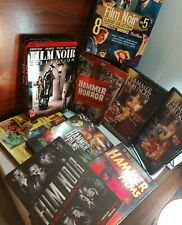 The Film Noir Classics Collection - Rare OOP -Hammer and Film Noir Lot Free S&H~