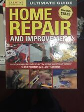 Home Repair And Improvement 595 Pages book