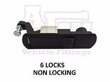 6 Compression Latch / Lever Lock for Horsebox, Trailers, Locker Doors, Tack Box
