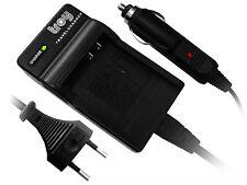 kompakt Ladegerät für Nikon Coolpix Enel23 En-el23 KFZ Kabel