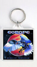 EUROPE - WINGS OF TOMORROW LP COVER KEYRING LLAVERO
