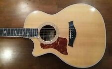 *Left-Handed* Taylor Guitar, 814 CE, Acoustic/Electric, MINT!