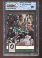 Jaylen Brown RC 2016-17 Panini Excalibur #9 Boston Celtics Rookie GEM MINT 10