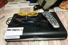 Sky+ HD set top box. DRX890WL-C. Working with cables & remote.