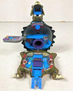 Teenage Mutant Ninja Turtles Mini Mutant Tokka Technodrome Playset 1994