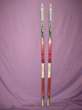 Atomic Skating LOPPET cross country skis 178cm with Salomon SKATE sns bindings ~