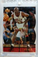 Rare: 1998 98 Upper Deck MJX Michael Jordan MJ Timepieces #76 #'d of 2300 Bulls