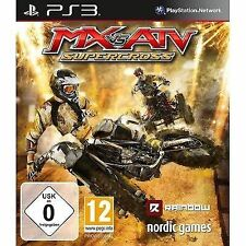 MX VS ATV Supercross Ps3 PlayStation 3 UK Postage