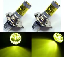 LED 30W HS1 Yellow 3000K Two Bulbs Head Light Scooter JDM Show Use Lamp ATV UTV