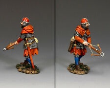 KING AND COUNTRY CRUSADERS Hospitaller Crossbowman Ready MK185