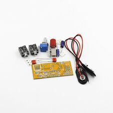 DIY mini Portable Headphone amplifier kit base on RA1 Circuit  (battery version)