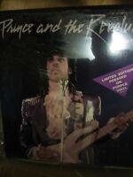 Prince & the Revolution Purple Rain LP Picture Disc Vinyl