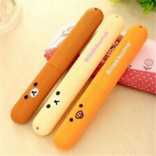 X1 Random San-X Rilakuma Relax Bear Cartoon Toothbrush Holder Case Storage Box