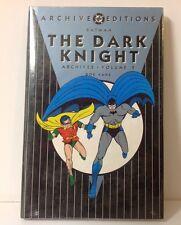 DC Comics Archive Editions The Dark Knight Volume 2 Bob Kane Hard Cover Novel