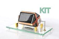 Solar Mendocino Motor Engine Physics -no steam stirling Levitron