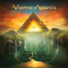 VISIONS OF ATLANTIS delta CD ( NIGHTWISH , EPICA )