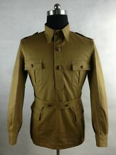 WWII WW2 Italy Italian Tropical Troops Camiciotto Sahariano Saharian Shirt