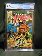 THE UNCANNY X-MEN #116 Marvel Comics December 1978 GRADED CGC 2.5