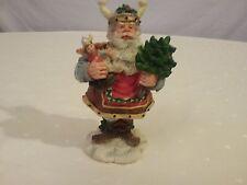 "Santa Of The World ""Scandinavian"" Figurine"