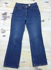 LEVIs 517 - Vtg Slim Boot Cut Denim Blue Jeans, Womens Jr 11 Med, Made In USA
