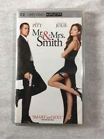 Mr. and Mrs. Smith (UMD-Movie, 2005) PSP
