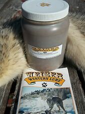 Weiser Western Lure 1/2 Gl. Cat Meat Predator Bait /wolf, coyote, fox, bobcat