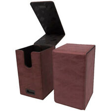 Ultra Pro Alcove Tower: Suede - Ruby