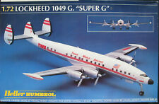 Heller 80314 - Lockheed 1049 G SUPER CONSTELLATION - TWA - 1:72 - Bausatz Kit