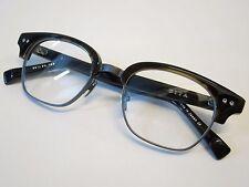 DITA STATESMAN TWO Dark Tortoise Burnt Brown Gun Glasses Eyewear Eyeglass Frame