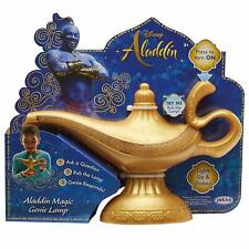 Disney Aladdin Magic Genie Lamp with Lights and Sounds *BRAND NEW*