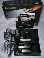 Gigabyte Z390 Aorus Ultra LGA1151 DDR4 HDMI M2 WiFi BT Motherboard Latest Bios