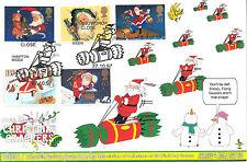 1997 galletas de Navidad-gbfdc Asociación DW (estilo Antiguo) oficial