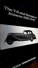 PROFILE PUBLICATIONS CAR #77: THE V.8 AND STRAIGHT-8 JENSENS 1935-1949 (1967)