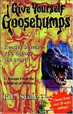 Escape from the Carnival of Horrors (Give Yourself Goosebumps),R. L. Stine
