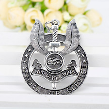 UK Special Air Service S.A.S Pendant Necklace - Who Dares Wins - UK Stock