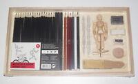 Coffret Kit de Démarrage Esquisse et Dessin Figurine Bois NEUF
