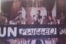 MUSIC CD/ POP PUNK/ ALL TIME LOW/ MTV UNPLUGGED